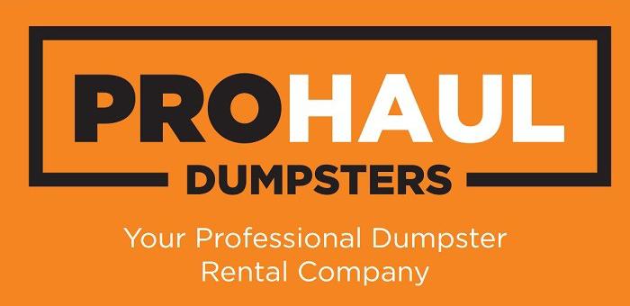 Pro Haul Dumpsters Logo